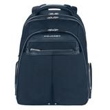 Рюкзак Piquadro Link синий кожа и ткань (CA1813LK/BLU2)