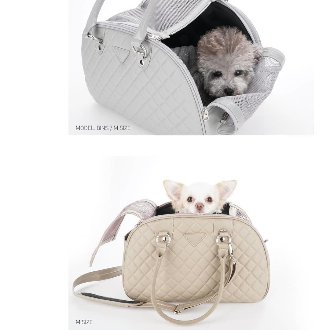 сумка для маленьких собак