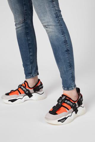 Женские замшевые кроссовки Preppy