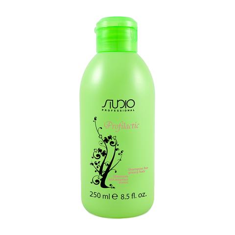 Шампунь для жирных волос Profilactic Kapous Studio 250 мл