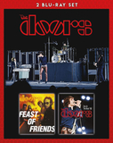 The Doors / Feast Of Friends + Live At The Bowl '68 (2Blu-ray)