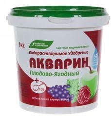 Водорастворимое удобрение Акварин плодово-ягодный 1кг