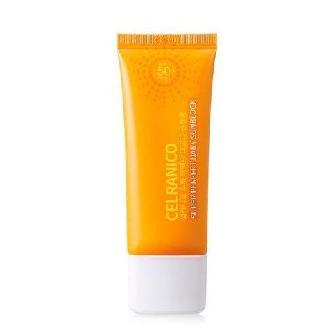 CELRANICO Солнцезащитный крем для лица Super Perfect Daily Sunblock SPF 50 PA+++
