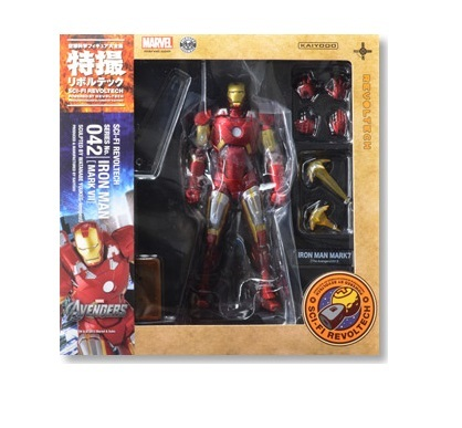 Железный Человек фигурка Марк 7