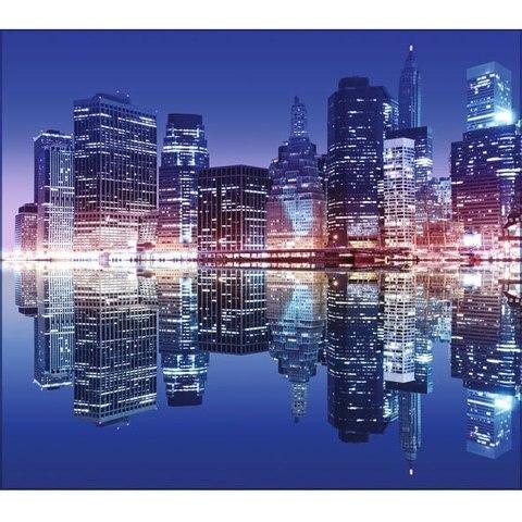 Зеркальный город 294x260 см