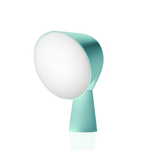 Настольный светильник копия Binic by Foscarini (голубой)