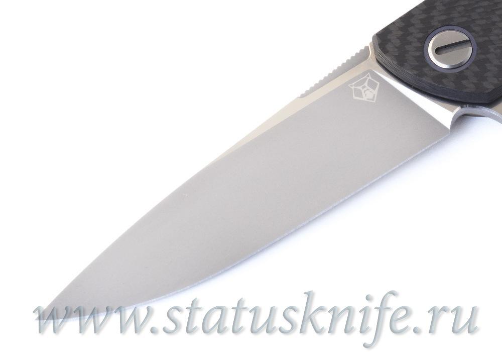 Нож Широгоров Хати Vanadis 10 CF 3D Кастом Дивижн - фотография