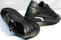 Кроссовки повседневные женские Rifelini by Rovigo 121-1 All Black
