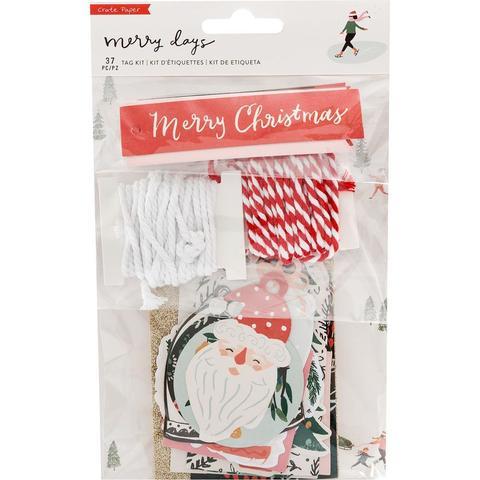 Набор украшений Merry Days Tag Kit