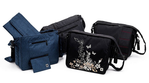 Сумка для коляски  Messenger Bag Lotos (899) 2018