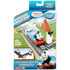 Fisher Price  Железнодорожный перекресток из серии Trackmaster (BMK80-3)
