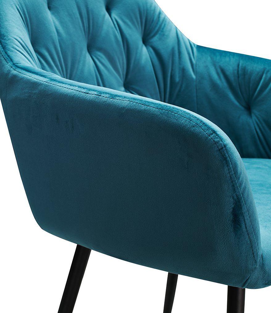 Стул DC8175 BLUE голубой