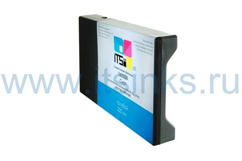 Картридж для Epson 7800/9800 C13T603200 Cyan 220 мл