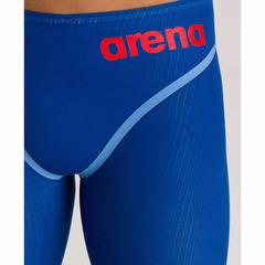 НОВИНКА 2020!!! Стартовые шорты ARENA Men's Powerskin Carbon-Core FX Jammer - FINA approved ocean blue ПОД ЗАКАЗ