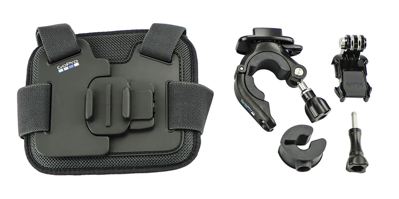 Набор аксессуаров GoPro Sport Kit (AKTAC-001) крепления