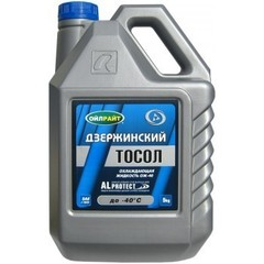 OIL RIGHT ТОСОЛ - 40 ДЗЕРЖИНСКИЙ 5кг