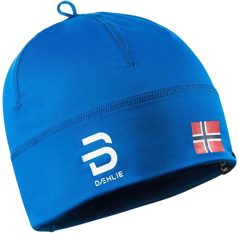 Спортивные шапки Шапка Bjorn Daehlie Hat Polyknit Flag Electric Blue 331003_24600.jpg