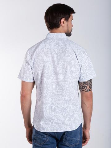 Рубашка к/р муж.  M012-11A-97PS PYRAMID