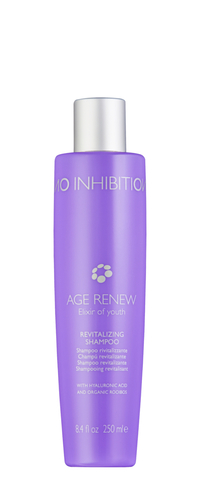Антивозрастной шампунь age renew revitalizing shampoo NO INHIBITION