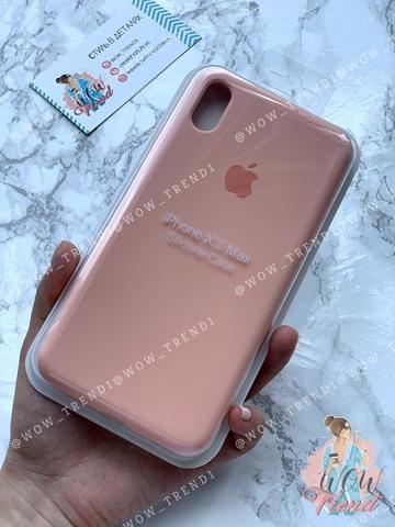 Чехол iPhone 8/7 Silicone Case Full /grapefruit/