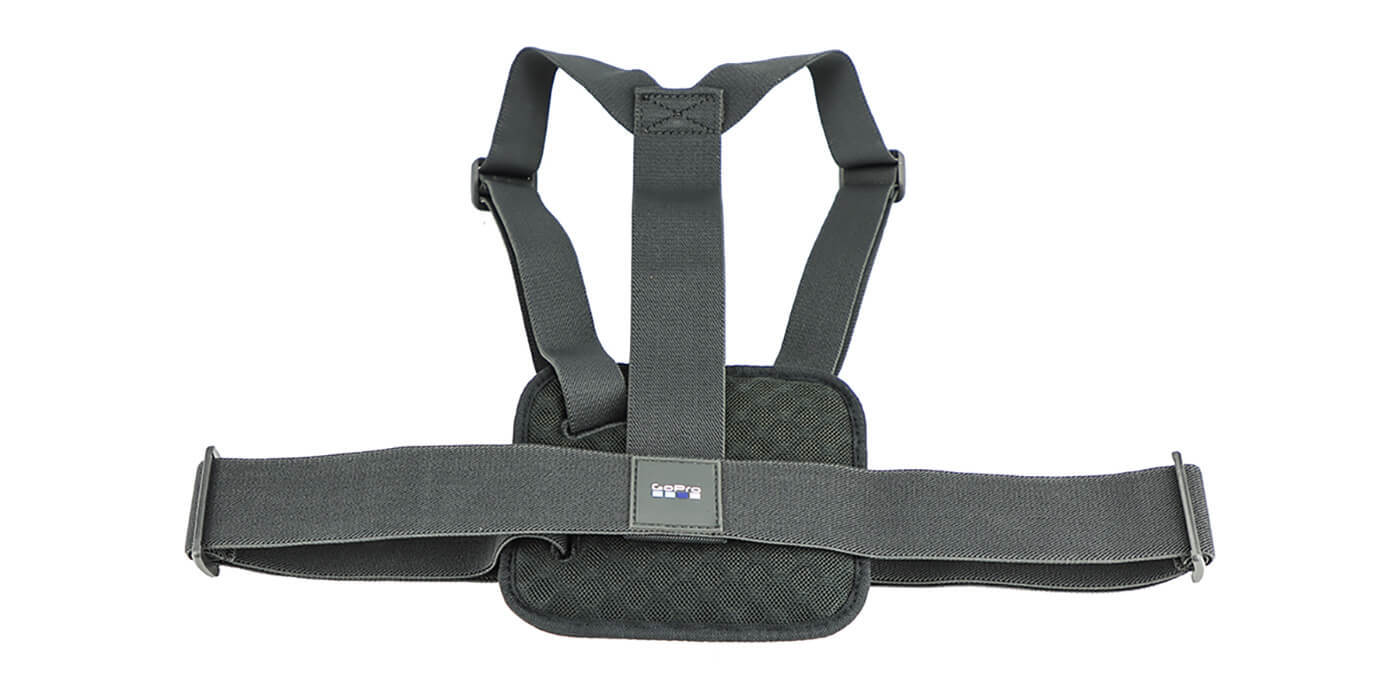 Набор аксессуаров GoPro Sport Kit (AKTAC-001) крепление на грудь сзади