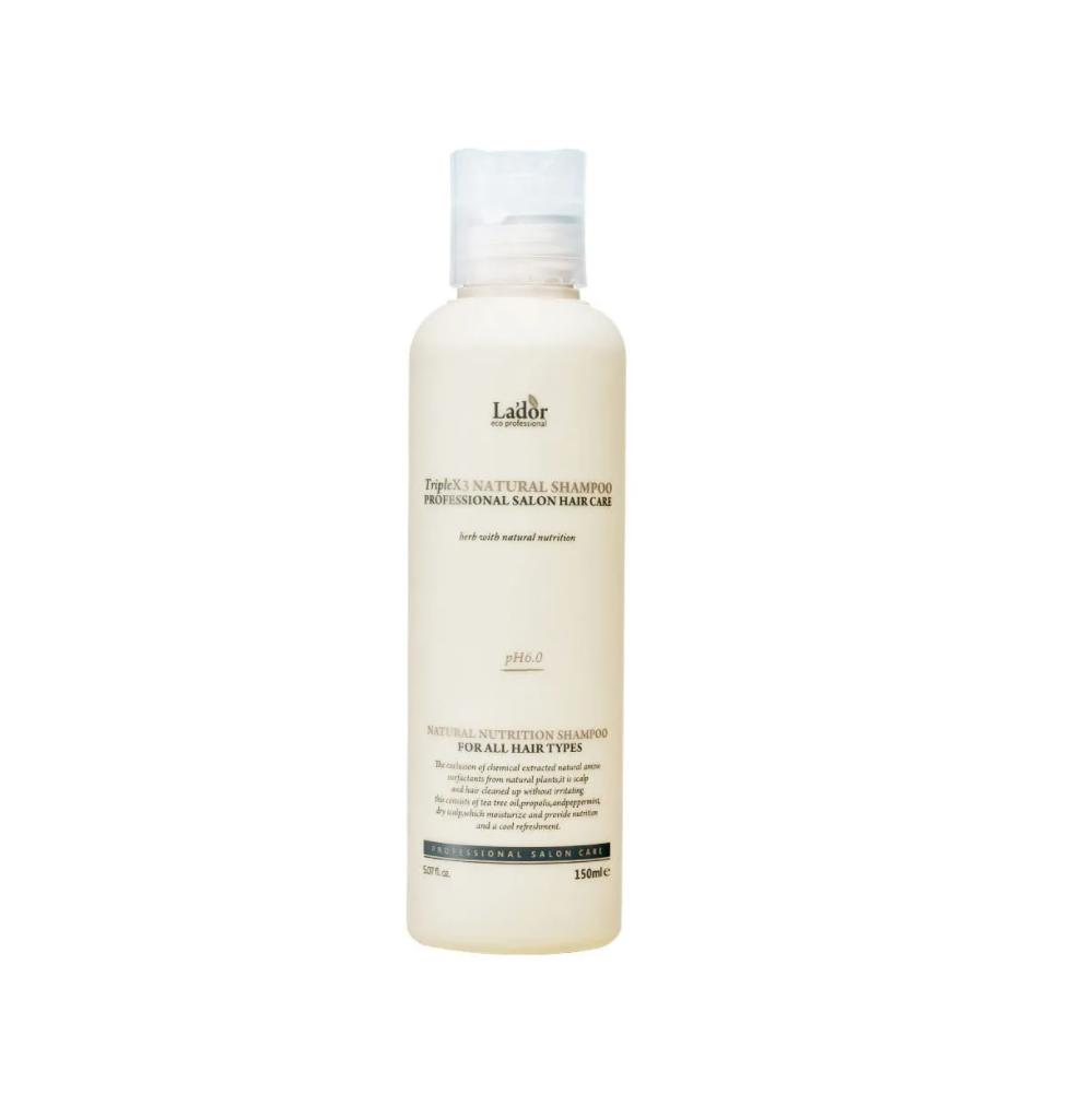 Шампунь LADOR для волос с натуральными ингредиентами