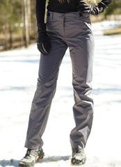 Ветрозащитные брюки NordSki Grey женские