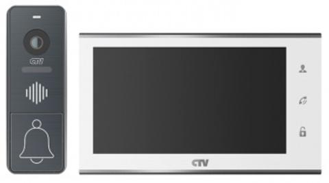 Комплект видеодомофона CTV-DP4707IP