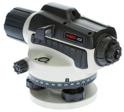 Нивелир оптический  с поверкой ADA Ruber 32 А00201