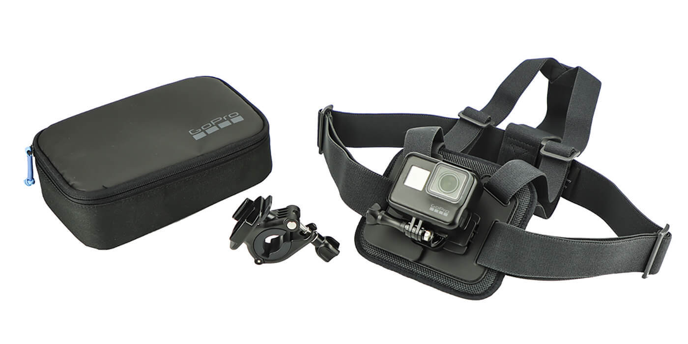Набор аксессуаров GoPro Sport Kit (AKTAC-001) комплект + камера