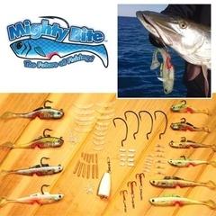 Набор снастей для рыбной ловли Mighty Bite (Майти Байт)