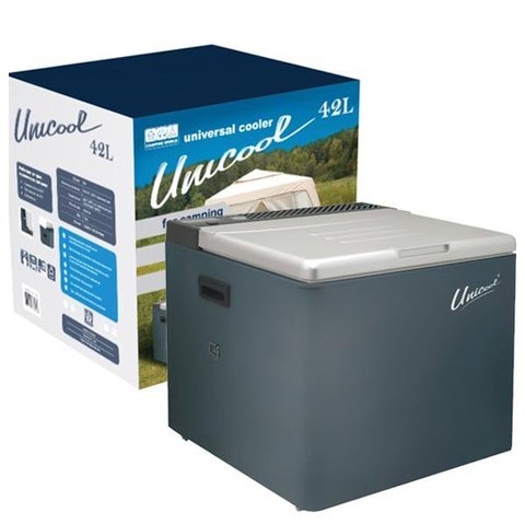 Холодильник автомобильный электрогазовый Camping World Absorption gas refrigerat 42L (с редуктором)