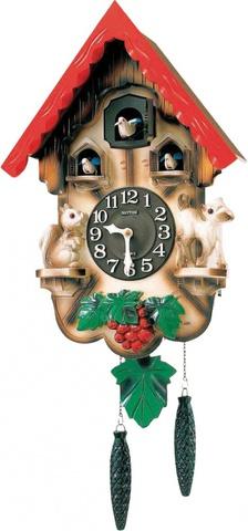 Часы с кукушкой Rhythm 4MJ418-R06