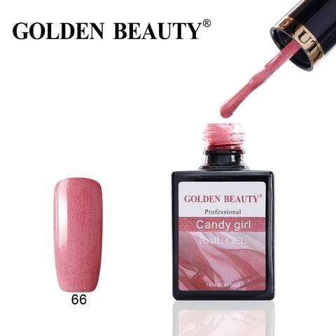 Гель лак Golden Beauty  14 ml, Candy Girl