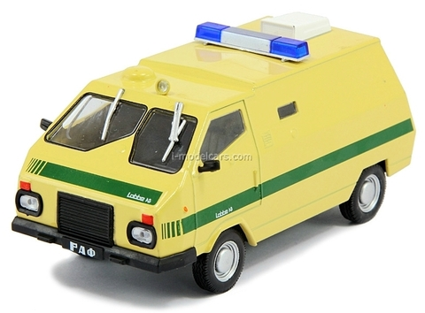 RAF-Labbe Collector Car USSR 1:43 DeAgostini Service Vehicle #43