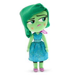 Inside Out — Plush 11'' Disgust