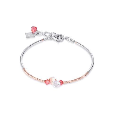 Браслет Coeur de Lion 4952/30-0323 цвет розовый