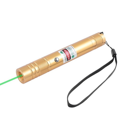 Лазерная указка зеленая LM-206, встроенный аккум., ЗУ USB