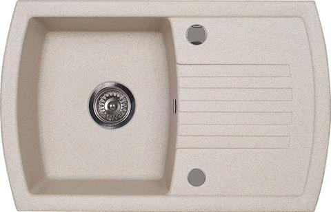 Мойка для кухни Kuppersberg ALBA 1B1D SAND