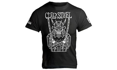 Футболка Cold Steel модель TL4 Undead Samurai Tee (XL)