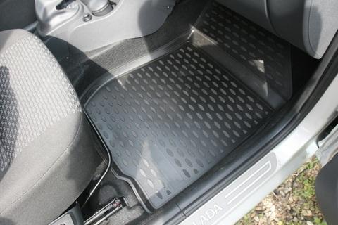 Купить ковры в салон для Ларгус фургон Largus (NLC.3D.52.30.210k)