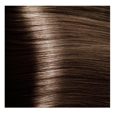 Крем краска для волос с гиалуроновой кислотой Kapous, 100 мл - HY 6.31 Темный блондин золотистый бежевый