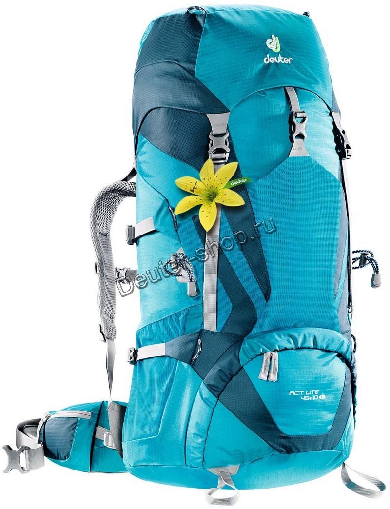 Туристические рюкзаки большие Рюкзак женский Deuter ACT Lite 45+10 SL ACTLite45plus10SL_3325_15.jpg
