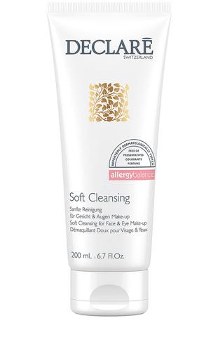 Мягкий гель для очищения и удаления макияжа