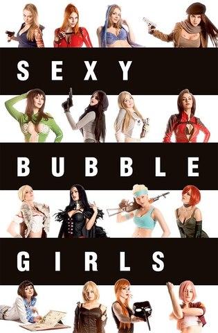 Sexy BUBBLE Girls