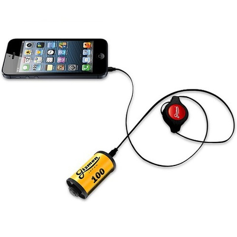 Пульт ДУ Gizmon iCA Remote Shutter (Red Yellow Green) для Apple iPhone iPad iPod