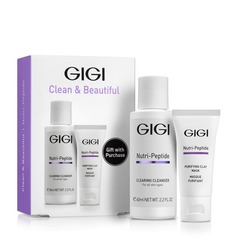 GIGI Nutri-Peptide «Clean & Beautiful» KIT