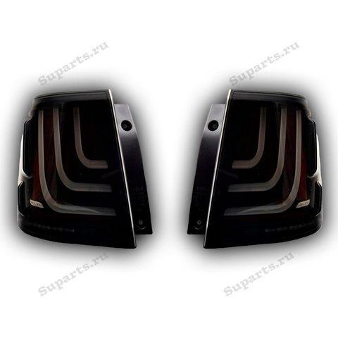 LR036157/LR036151 фары Range Rover Sport 2010
