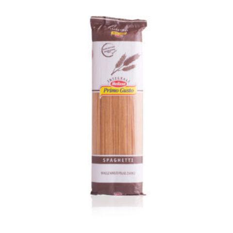 Паста Спагетти цельнозерновые Melissa-Primo Gusto 500г