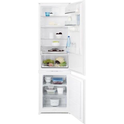 Встраиваемый двухкамерный холодильник Electrolux ENN3153AOW